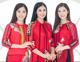 Tiết lộ điều chưa biết về Hoa hậu Ngọc Hân, Phí Linh, Á hậu Phương Nga
