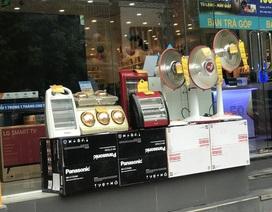Ngày rét bán 30 cái máy sưởi, lợi nhuận gấp hàng chục lần ngày thường