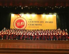 114.875 học viên VUS nhận chứng chỉ Anh ngữ quốc tế
