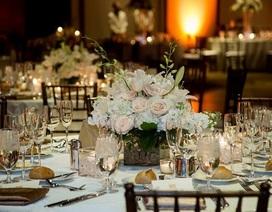 Sự cố trong đám cưới bạc tỷ của giám đốc đá quý khiến cô dâu hốt hoảng