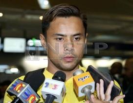 """Hậu vệ """"thép"""" của Malaysia tin đội nhà sẽ tạo bất ngờ ở Mỹ Đình"""