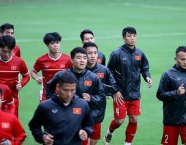 Đội tuyển Việt Nam luyện chiêu gì chờ tái đấu Malaysia?