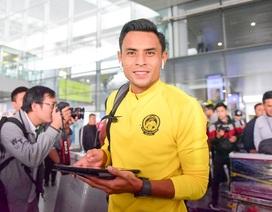 Đội tuyển Malaysia đến Việt Nam, sẵn sàng cho trận chung kết lượt về AFF Cup 2018