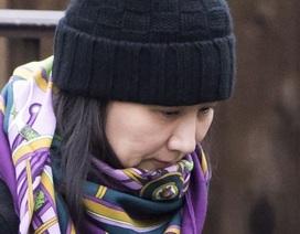 """Cuộc sống tại ngoại của """"công chúa"""" Huawei trên đất Canada"""
