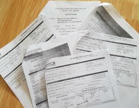 """Điều tra nghi vấn tiền tỉ của khách trong ngân hàng """"bốc hơi"""""""