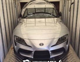 Lộ diện Toyota Supra thế hệ mới