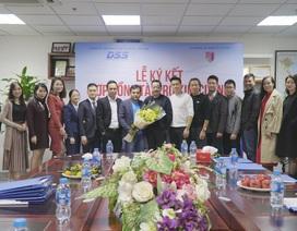 DSS Việt Nam chính thức trở thành nhà tài trợ Kim cương của CLB bóng đá nghệ sĩ V- Stars