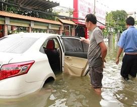 Chuyên gia nói gì về công khai ô tô bị ngập nước?