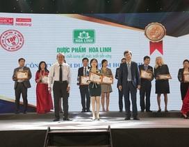 Kem đánh răng dược liệu Ngọc Châu giành thứ hạng cao trong giải thưởng Tin & Dùng 2018