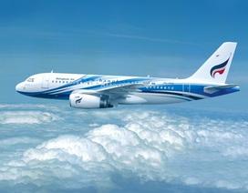 Đường bay thẳng đầu tiên từ Bangkok (Thái Lan) đến Cam Ranh (Việt Nam)