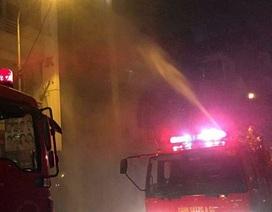 Hà Nội: Hoảng loạn vì hỏa hoạn ở quán karaoke