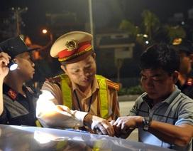 CSGT toàn quốc mở cao điểm bảo đảm trật tự, an toàn giao thông dịp Tết