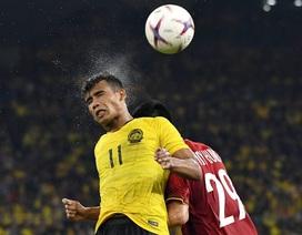 """Đội tuyển Malaysia dính """"dớp"""" trước trận quyết định gặp Việt Nam"""