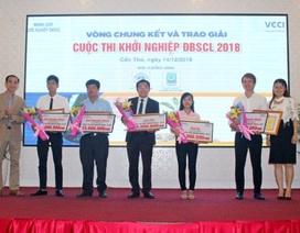 Chung kết khởi nghiệp khu vực ĐBSCL năm 2018