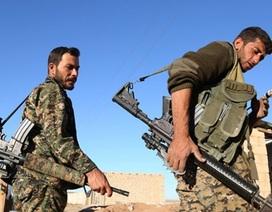 Lực lượng thân Mỹ đánh bật IS khỏi thủ phủ của khủng bố ở Syria