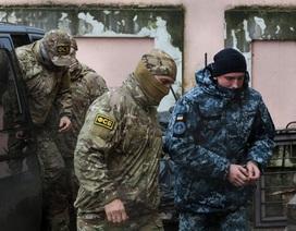 Nga thẳng thừng bác yêu cầu của Mỹ về việc thả thủy thủ Ukraine