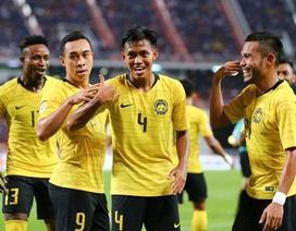 """""""Sao trẻ"""" của Malaysia khát khao được ra sân ở Mỹ Đình"""