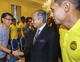 Thủ tướng Malaysia gửi lời chúc tới đội nhà trước đại chiến với đội tuyển Việt Nam