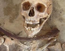 Bộ xương của ma cà rồng đã được phát hiện ở Anh?