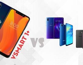 Vsmart Active 1+ sẽ chạm trán đối thủ nào ở Việt Nam?
