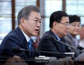 Tổng thống Hàn Quốc chúc mừng đội tuyển Việt Nam vô địch AFF Cup 2018