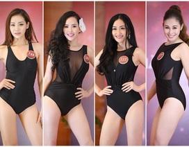 """Quý bà Việt  """"đọ"""" dáng bốc lửa trong phần thi bikini"""