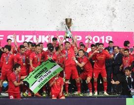Đội tuyển Việt Nam vô địch AFF Cup 2018: Tự hào những chiến binh quả cảm!