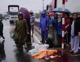 2 vụ tai nạn khiến 2 phụ nữ đi xe máy tử vong