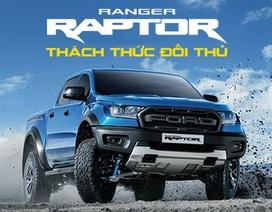 Ford Ranger Raptor - Đẳng cấp dòng xe bán tải