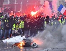 Chính phủ Pháp thừa nhận sai lầm trong ứng phó làn sóng bạo động Áo vàng