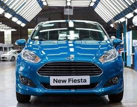 Ford Việt Nam chính thức dừng sản xuất xe Fiesta