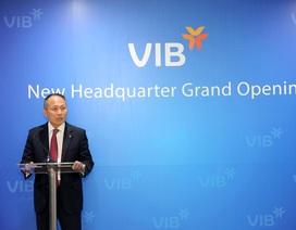 VIB khai trương trụ sở chính tại TPHCM
