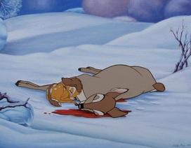 """Thợ săn trộm bị bắt xem đi xem lại... """"Bambi"""""""