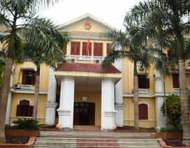 Một cán bộ huyện bị bắt vì liên quan đền bù giải phóng mặt bằng