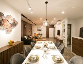 Khách hàng mãn nhãn với căn hộ thực tế Green Pearl 378 Minh Khai