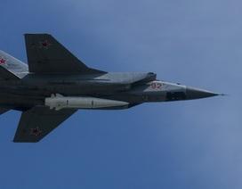 Mỹ thừa nhận không thể ngăn chặn vũ khí siêu thanh của Nga và Trung Quốc
