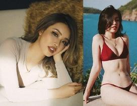 Hot girl Hải Phòng gợi cảm càng được chú ý sau khi chia tay rapper nổi tiếng