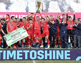 Đội tuyển Việt Nam liệu có cơ hội gây bất ngờ tại Asian Cup 2019?