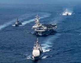 """Biển Đông, Đài Loan có thể trở thành """"điểm nóng"""" xung đột vũ trang năm 2019"""