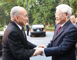 Việt Nam là người bạn lớn, láng giềng gần gũi và thân thiết của Campuchia