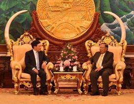 Việt Nam - Lào hợp tác toàn diện trên tất cả các lĩnh vực