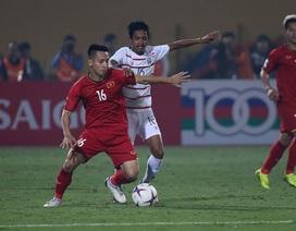 Đội tuyển Việt Nam đối đầu Philippines: Vượt khó, thắng ngay tại Bacolod