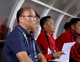 """HLV Park Hang Seo tin vào """"hàng thủ thép"""" trước Philippines"""