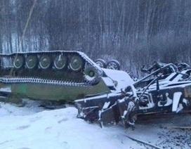 Tàu chở vũ khí Nga lật bánh: Rộ tin đồn tập kích