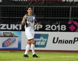 Các ngôi sao Philippines tự tin giành chiến thắng trước đội tuyển Việt Nam