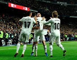 Đánh bại Valencia, Real Madrid áp sát top 4 La Liga