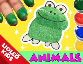Tiếng Anh trẻ em: Học từ vựng con vật thôi có cần sáng tạo đến vậy không?
