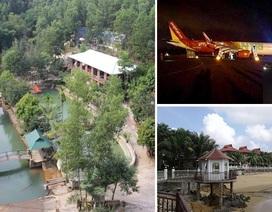 Máy bay chở 207 người hạ cánh bằng càng, công trình khủng của gia đình ông Trần Bắc Hà