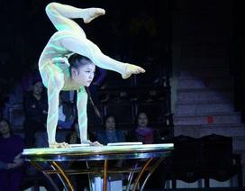 67 nghệ sĩ so tài tại cuộc thi Tài năng diễn viên xiếc toàn quốc 2018