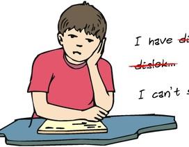 Cha mẹ nên làm gì khi con mắc hội chứng khó đọc?